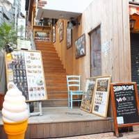 渋谷区渋谷 SHIBUYA COFFEE 一人でも入りやすいカフェ